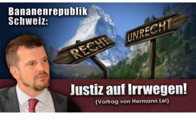 So geht Rechtsprechung in der Schweiz